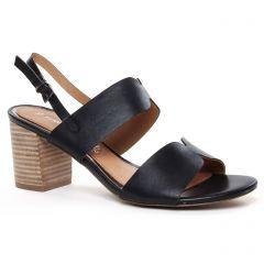 nu-pieds noir: même style de chaussures en ligne pour femmes que les Marco Tozzi