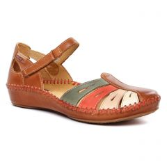 Chaussures femme été 2020 - sandales Pikolinos marron
