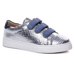 tennis argent gris: même style de chaussures en ligne pour femmes que les Tamaris