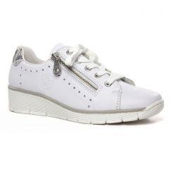 tennis blanc: même style de chaussures en ligne pour femmes que les Rieker