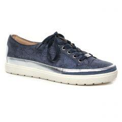 tennis bleu: même style de chaussures en ligne pour femmes que les Caprice