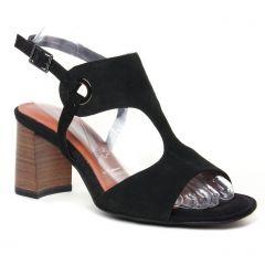 tennis-baskets-mode noir: même style de chaussures en ligne pour femmes que les Vanessa Wu