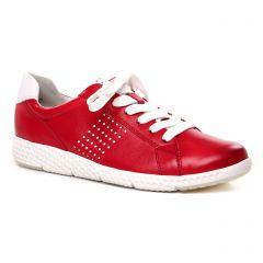tennis rouge blanc: même style de chaussures en ligne pour femmes que les Victoria