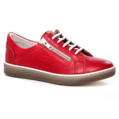 tennis rouge: même style de chaussures en ligne pour femmes que les Dorking