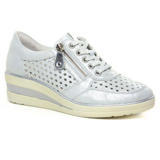 Tennis Et Baskets Mode Remonte R7214-90 Ice, vue principale de la chaussure femme