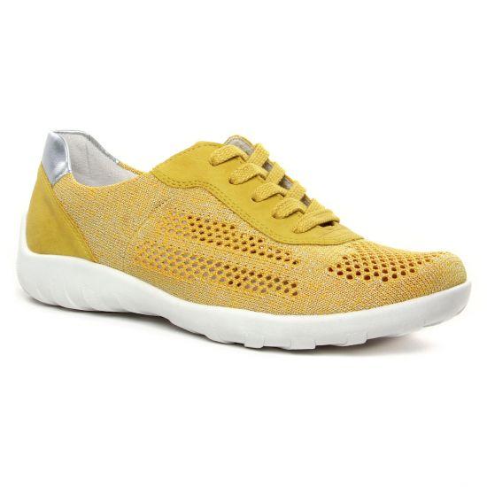 Tennis Et Baskets Mode Remonte R3503-68 Sonne Silber, vue principale de la chaussure femme