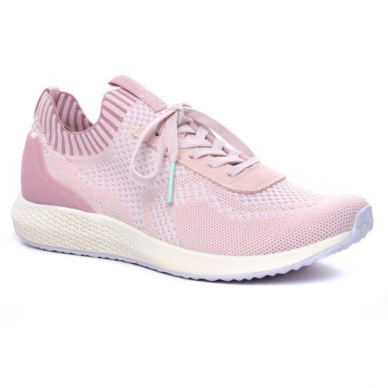 Tennis Et Baskets Mode Tamaris 23714 Powder Comb, vue principale de la chaussure femme