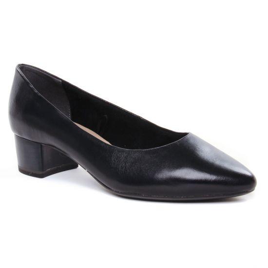 Escarpins Tamaris 22300 Black, vue principale de la chaussure femme