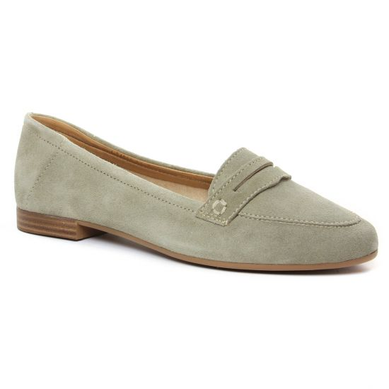 Mocassins Tamaris 24220 Sage, vue principale de la chaussure femme
