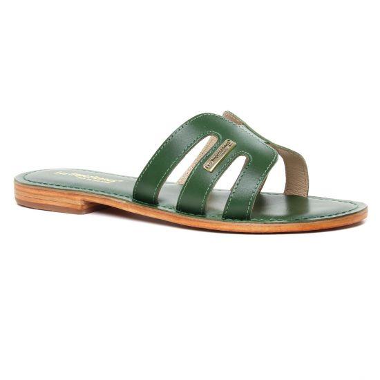 Nu Pieds Et Sandales Les Tropeziennes Damia Vert, vue principale de la chaussure femme