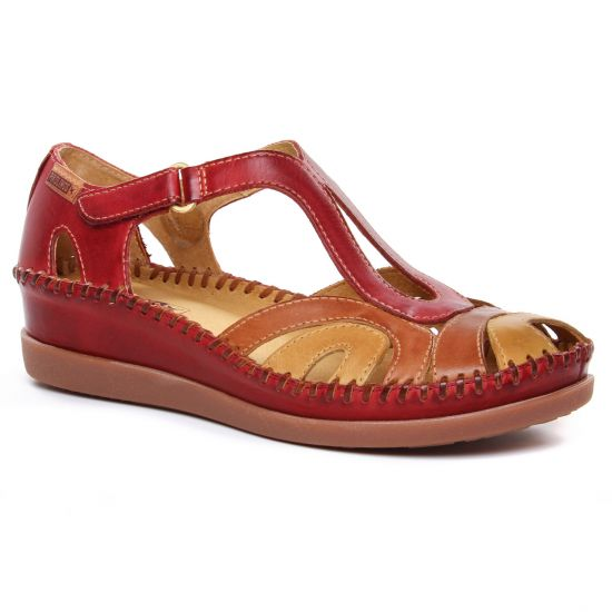Nu Pieds Et Sandales Pikolinos Cadaques W8K Sandia, vue principale de la chaussure femme