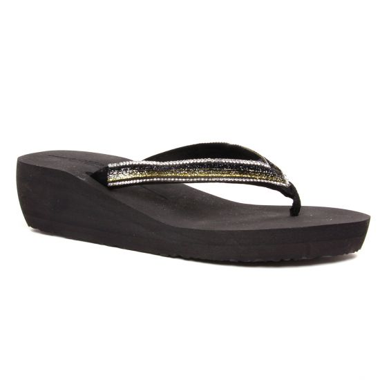 Nu Pieds Et Sandales Gioseppo 59663 Noir, vue principale de la chaussure femme