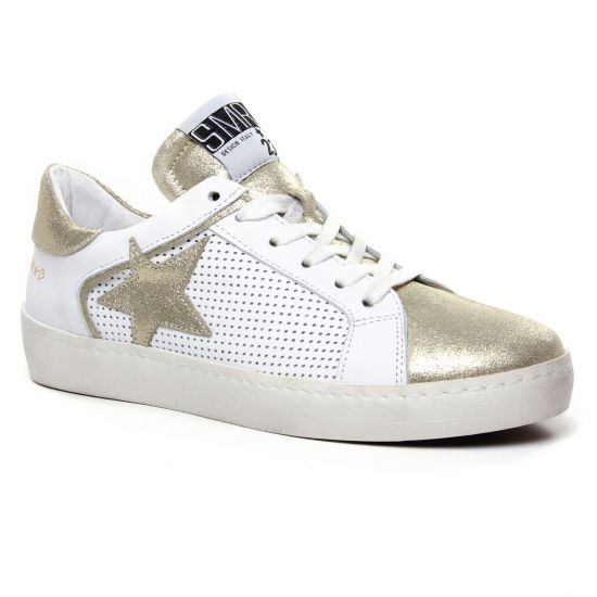 Tennis Et Baskets Mode Semerdjian Carla 3142, vue principale de la chaussure femme
