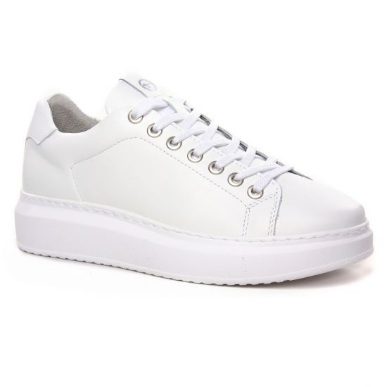 Tennis Et Baskets Mode Tamaris 23763 White, vue principale de la chaussure femme