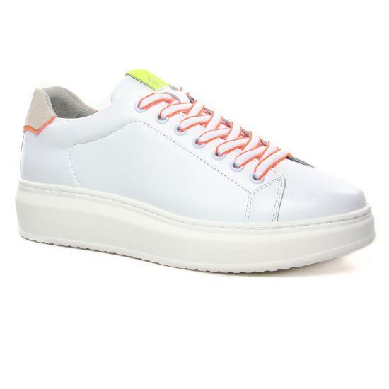 Tennis Et Baskets Mode Tamaris 23792 White Comb, vue principale de la chaussure femme