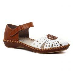 babies marron: même style de chaussures en ligne pour femmes que les Rieker