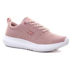 baskets-plateforme rose: même style de chaussures en ligne pour femmes que les Émilie Karston