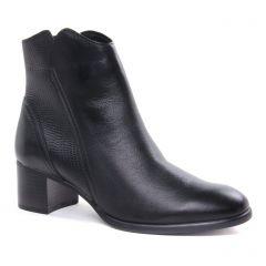 boots-talon noir: même style de chaussures en ligne pour femmes que les Marco Tozzi