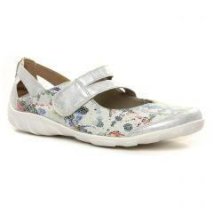 Chaussures femme été 2021 - babies confort Remonte multicolore