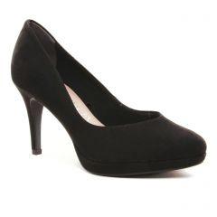 Chaussures femme été 2021 - escarpins tamaris noir