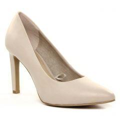 Chaussures femme été 2021 - escarpins marco tozzi rose pale