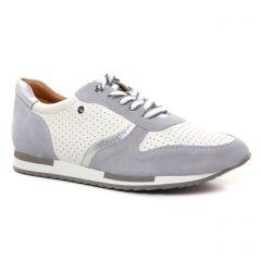 baskets-mode gris blanc: même style de chaussures en ligne pour femmes que les Regarde Le Ciel