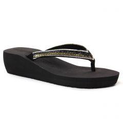 mules noir: même style de chaussures en ligne pour femmes que les Vanessa Wu