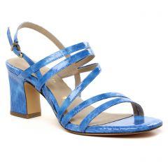 Chaussures femme été 2021 - sandales tamaris bleu