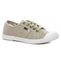 tennis beige bronze: même style de chaussures en ligne pour femmes que les Tamaris
