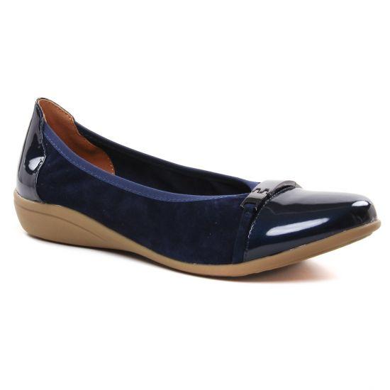 Ballerines Sweet Clams Ocean, vue principale de la chaussure femme