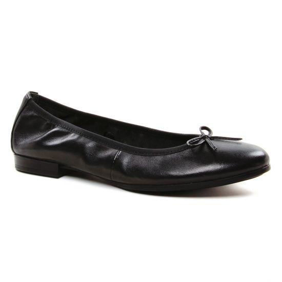 Ballerines Tamaris 22116 Black, vue principale de la chaussure femme