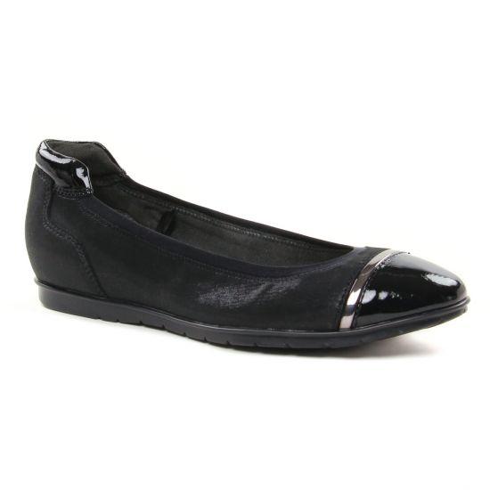Tennis Et Baskets Mode Tamaris 22109 Black Comb, vue principale de la chaussure femme