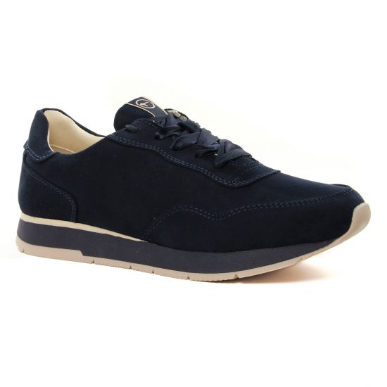 Tennis Et Baskets Mode Tamaris 23615 Navy, vue principale de la chaussure femme