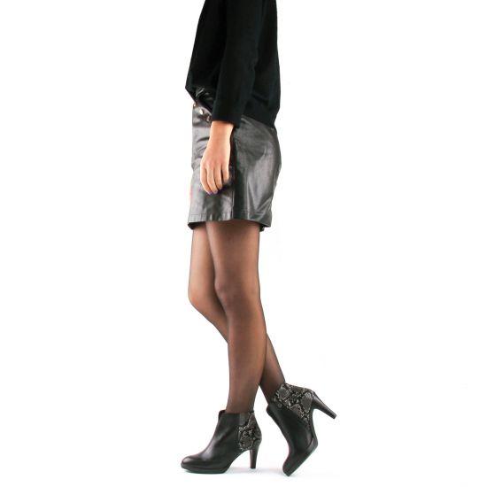 Chaussures femme été 2021 - boots marco tozzi marron