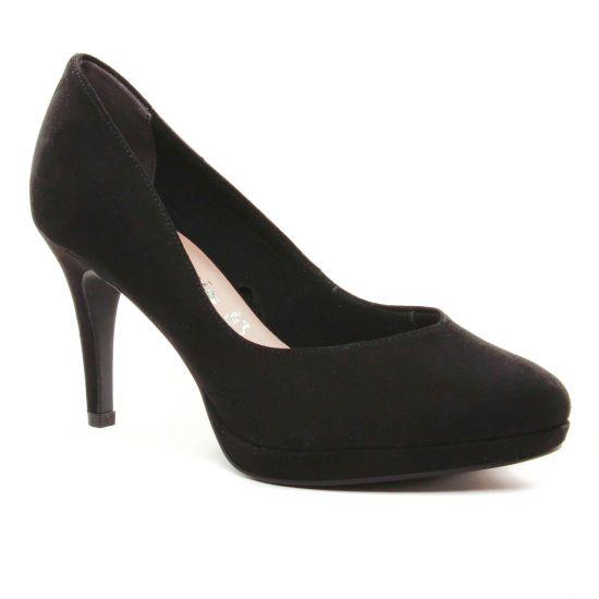 Escarpins Tamaris 22408 Black, vue principale de la chaussure femme