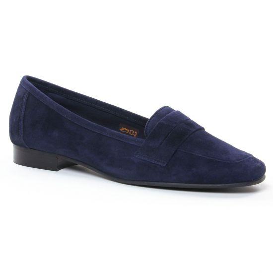 Mocassins Scarlatine Co11029An River, vue principale de la chaussure femme