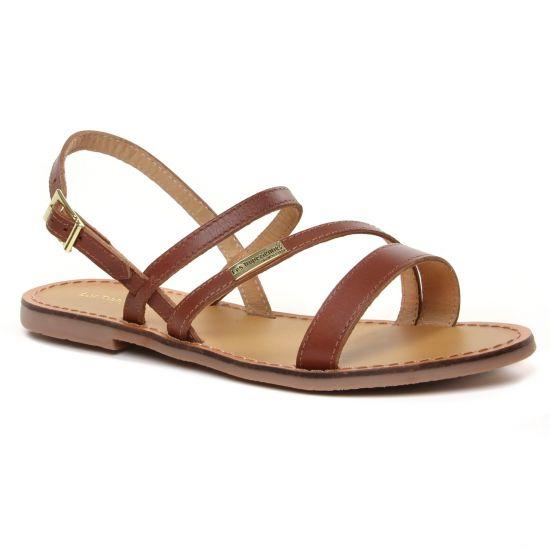 Nu Pieds Et Sandales Les Tropeziennes Baden Tan, vue principale de la chaussure femme