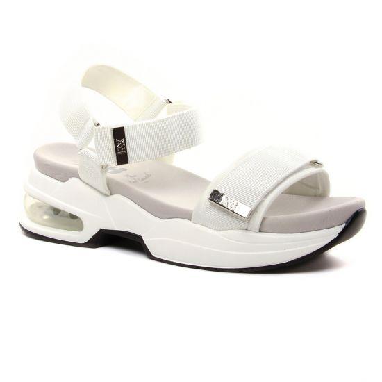 Nu Pieds Et Sandales Xti 42640 White, vue principale de la chaussure femme