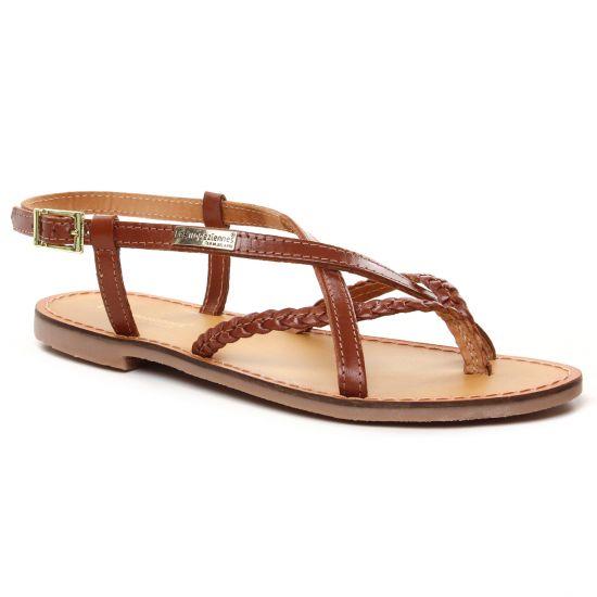 Nu Pieds Et Sandales Les Tropeziennes Chou Tan, vue principale de la chaussure femme