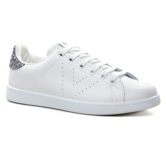 Tennis Et Baskets Mode Victoria 1125104 Antracita, vue principale de la chaussure femme