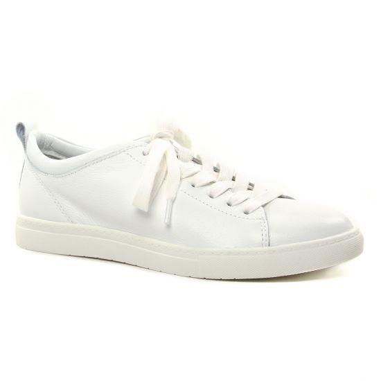 Tennis Et Baskets Mode Tamaris 23611 White, vue principale de la chaussure femme