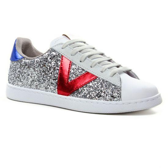 Tennis Et Baskets Mode Victoria 1125265 Plata, vue principale de la chaussure femme