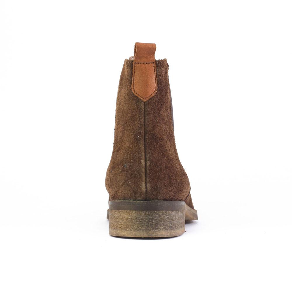 boots cavalières marron mode femme automne hiver vue 7