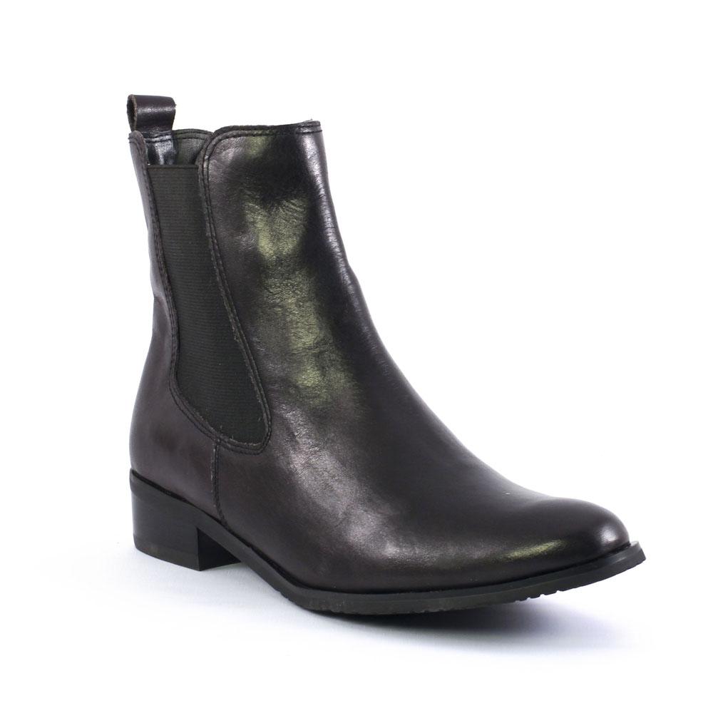 chaussures cavalieres noires