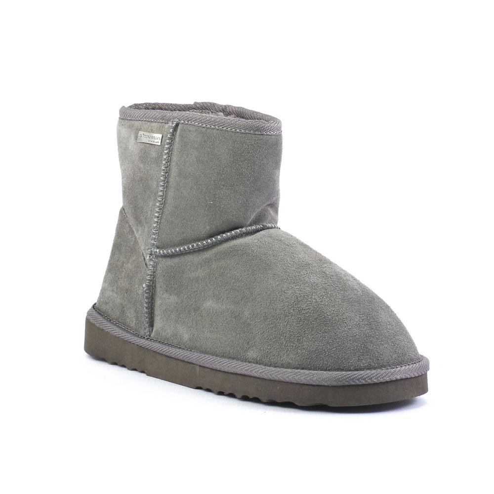 les tropeziennes flocon gris | boot fourrées gris automne hiver