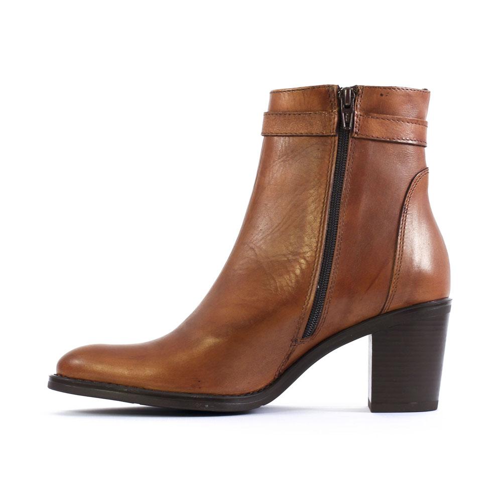 scarlatine svi 35183 caramel boot talon marron automne. Black Bedroom Furniture Sets. Home Design Ideas