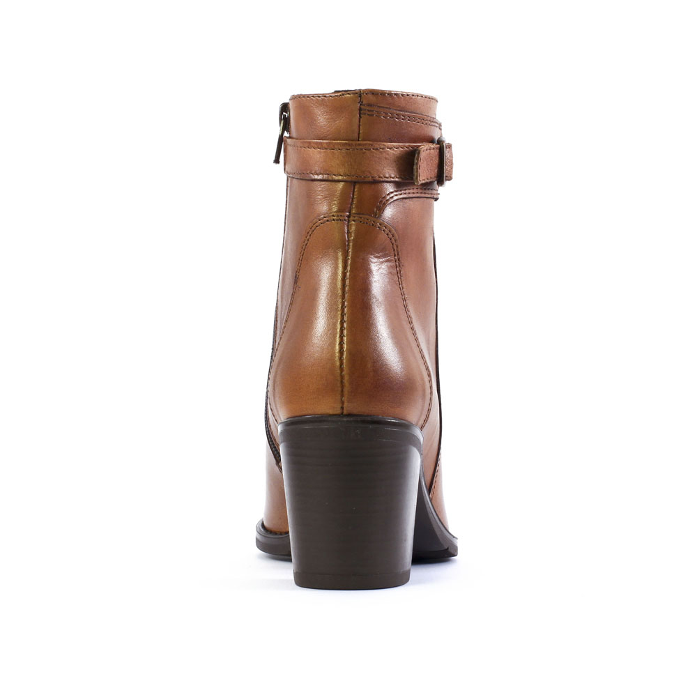 Scarlatine Svi 35183 Caramel | boot talon marron automne