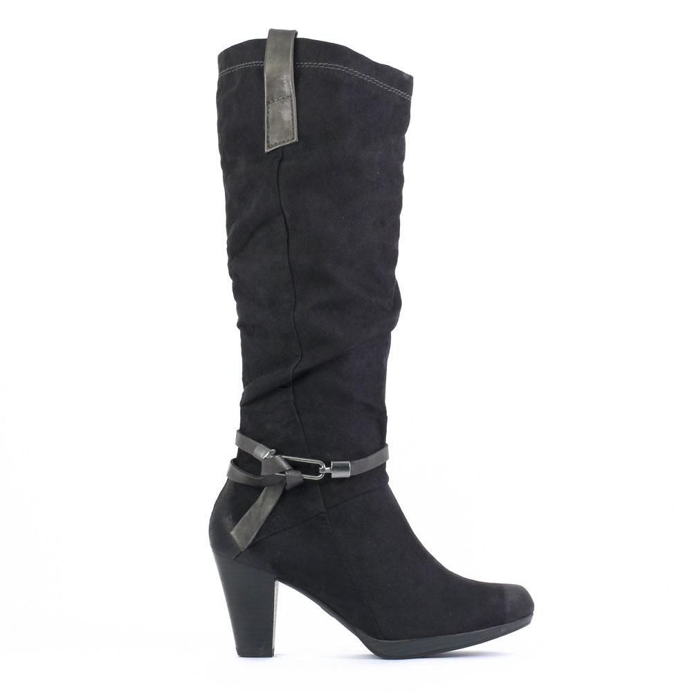 25519, Bottes Femme, Noir (Black), 39 EUTamaris