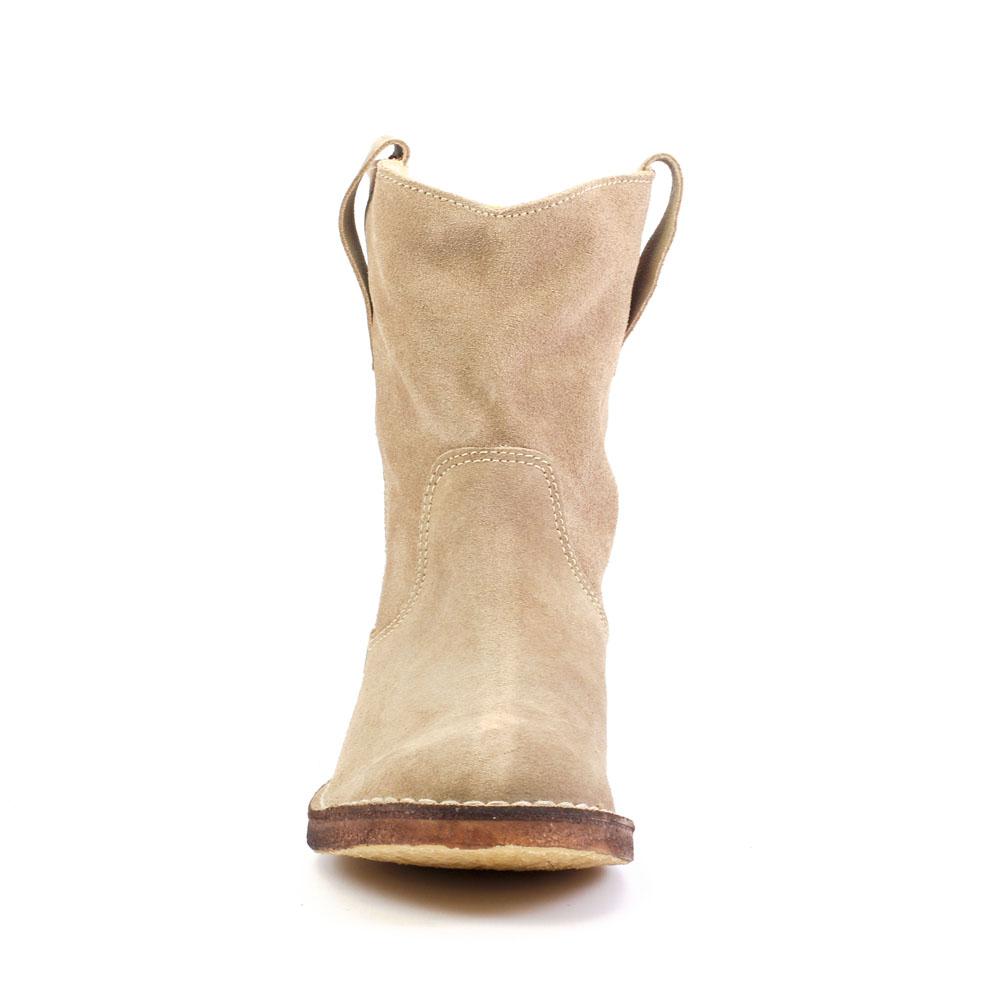 scarlatine dm1330 taupe | bottine fourrées beige automne hiver