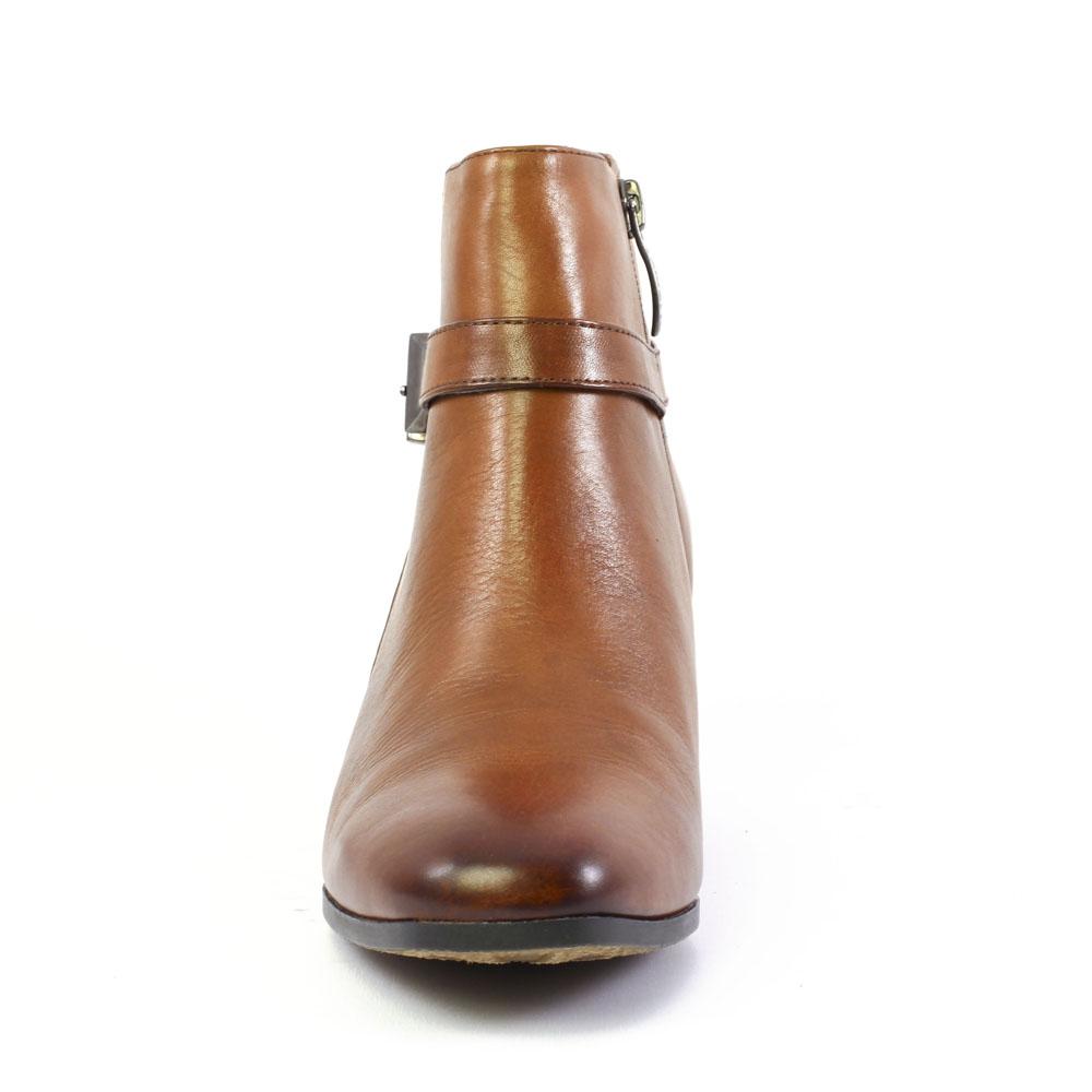 tamaris 25307 muscat | bottine talon marron automne hiver chez